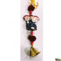Ganesha Rearview Mirror Charm - Car Accessory