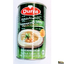 Durra Hummus with Tahina 370g