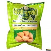 Garvi Gujarati Dry Samosa - 285 gm