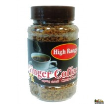 Anand High Range Ginger Coffee Instant Mix - 200g