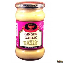 Deep Ginger Garlic Paste - 10 oz