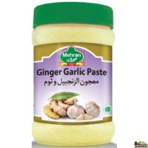 Mehran Ginger Garlic Paste - 750 gm