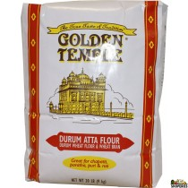Golden Temple Durum Atta - 20 lb