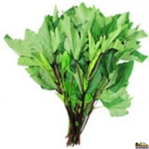 Gongura Leaf Spinach - 1 Bunch (.5 lb)