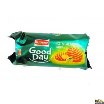 Britannia Good Day Biscuits Pista-Almond - 75g