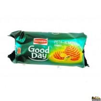 Britannia Good Day Biscuits Pista-Almond - 75g
