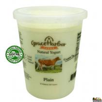 Grace Harbor Farms Plain Yogurt - 2 lb