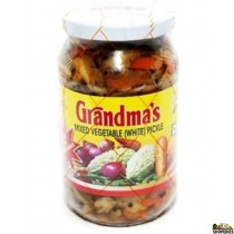 Grandma Mixed Vegetable Pickle - 15 Oz