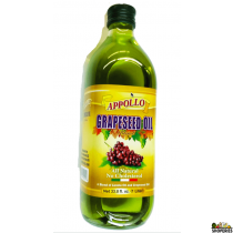 Apollo Grapeseed oil - 1 Ltr