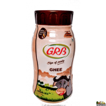 GRB Buffalo Brown Ghee - 500 ML