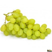 Green seedless Grapes - 1.5 lb