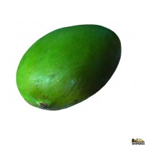 Green Raw Mango - 1 count (1 lb approximate)