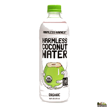 Harmless Harvest Organic Coconut Water, 17oz