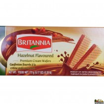 Britannia Wafer Hazelnut 2.8 oz