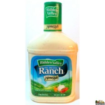 Hidden Valley Ranch No Msg Home Style Dressing - 40 oz