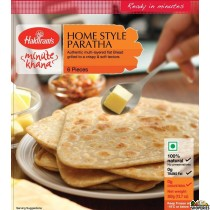 Haldirams Homestyle Paratha Value Pack (Frozen)- 1.2 Kg