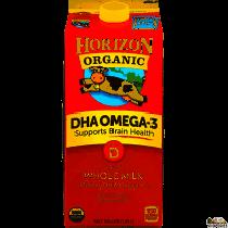 Horizon DHA Omega 3 milk