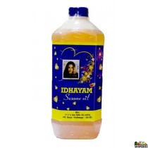 idhayam Gingelly Oil - 1 Litre