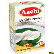AACHI IDLI CHILI POWDER - 7 Oz