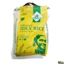 ORGANIC  idli rice - 20 lb