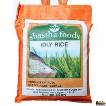 Shastha Idli Rice - 20 lb