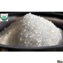 USDA Organic Sugar Crystal Indian Style - 4 lb
