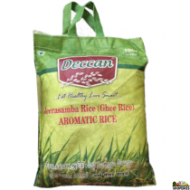 Deccan Jeera Samba Rice - 10 lb
