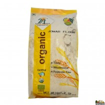 Organic Jowar Atta- 2 lb