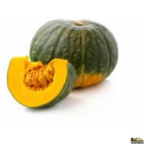 Kabocha Yellow pumpkin - 1 Piece (1.5 lb approximate)