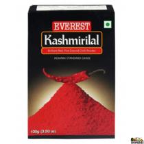 Everest Kashmiri Chilli  Powder - 100 gms