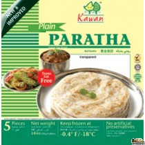Kawan Plain Paratha (whole wheat) - 5 Pc