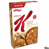 Kellogg's Special K Breakfast Cereal Vanilla and Almond
