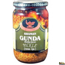 Deep Khaman Gunda Pickle - 10 Oz