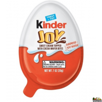 Kinder Joy Choco Egg 0.7oz/20g