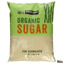 Kirkland Organic Sugar - 10 lb