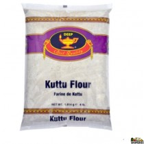 Deep Kuttu (Buck Wheat) Flour - 2 lb