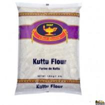 Deep Kuttu (Buck Wheat) Flour - 2 lb