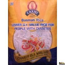Laxmi Diabetic Basmati Rice - 10 lb