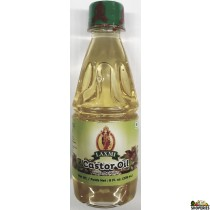 Laxmi Castor Oil - 8 0z ( 236 ml)