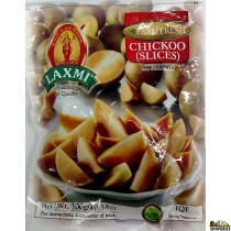 Laxmi Chikoo Slices (Frozen) - 300g