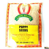 Laxmi Poppy Seeds - 200 Gms