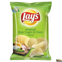 LAYS American Sour Cream & Onion CHIPS - 55g