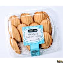 Crescent Madeleine Cookies - 10 oz