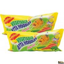 MAGGI Atta Noodles - Vegetable Masala, 320gm