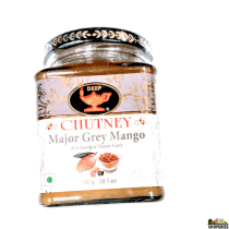 Deep Major Grey Mango Chutney 300g