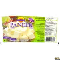 Nanak Malai Paneer Indian cheese - 14 oz