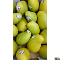 Large Ripe Kent Mango - 1 Count