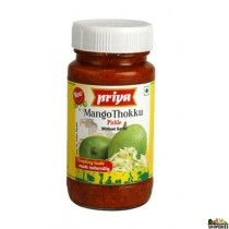 Priya Mango thokku Pickle - 300g