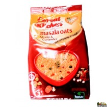 Cereal Kitchen Masala and Corriander Oats - 13.02 Oz