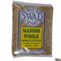 Masoor Whole  2 lb